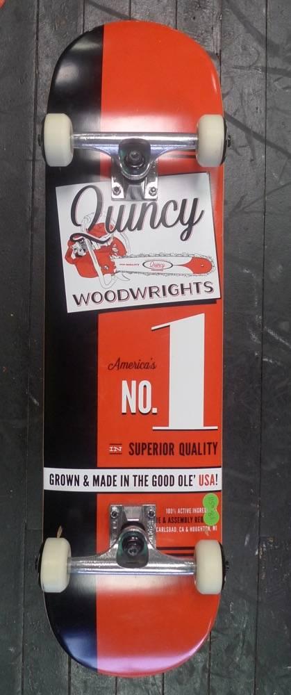Quincy MacNaughton Complete - 8.1
