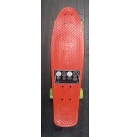 """Penny Nickel Red Cruiser Complete 27"""""""