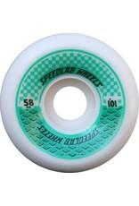 Speedlab Wheels Speedlab Checkmates 58mm 101a Wheels (Set of 4)