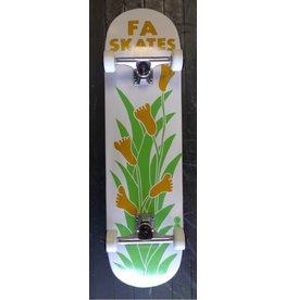 FA skates FA Footaplant White Complete - 8.25