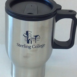 Mug, 16 oz. Stainless Steel Traveler