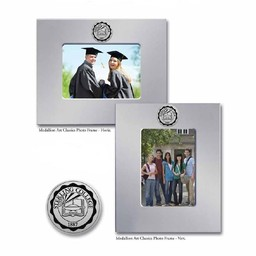 Church Hill Classics Medallion Photo Frame, Vertical