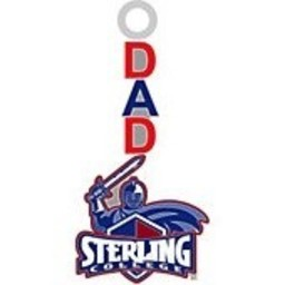 Key Ring, Dangle, Dad