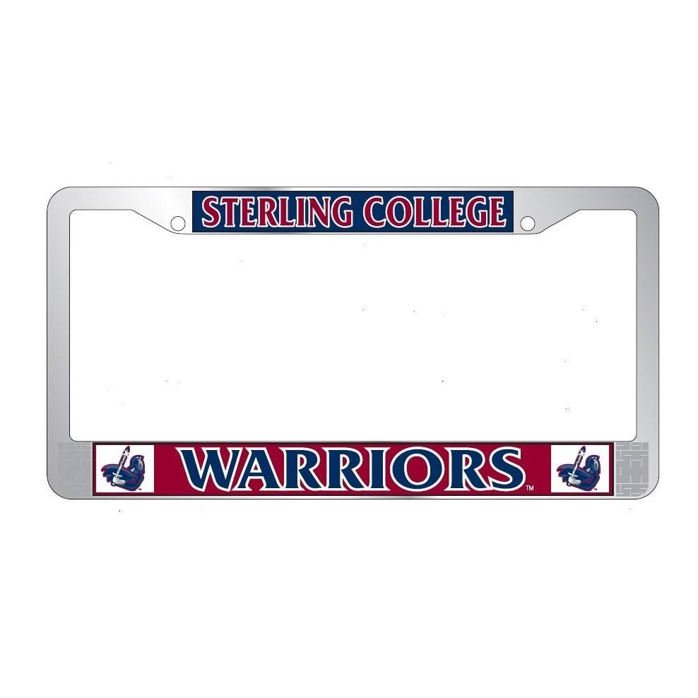 License Frame, Warriors