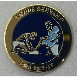 Divine Servant Lapel Pin