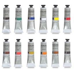 AR320 Basic Colors Acrylic Set (12 tubes)