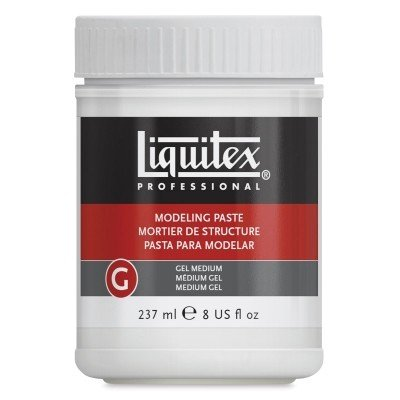 Liquitex Modeling Paste, 8 oz.