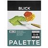 """Blick Disposable Palette Paper Pad, 50 Sheets, 12"""""""