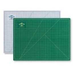 """Alvin Cutting Mat, Green/Black 12"""" × 18"""""""