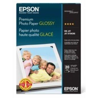 Epson Premium Photo Paper Glossy - 252gsm 11x17