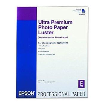 Epson 17x22 Ultra Premium Lustre Paper