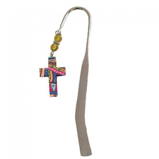 Cross Bookmark, Congo