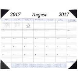 2017-2018 Payne AY Desk Pad, 17x22