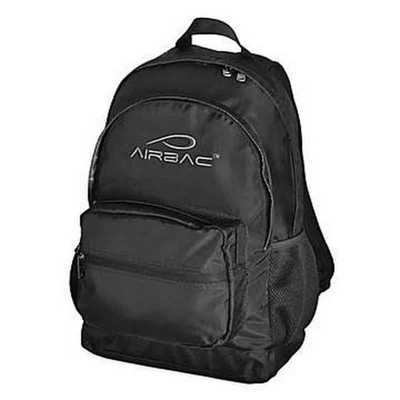 Airbac Bump Backpack, Black