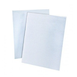 Ampad Graph Pad, 8-1/2 in x 11 in, 50ct