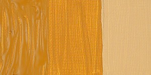 ARTISTS' ACRYLIC, YELLOW OCHRE, 2 OZ
