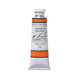 ARTISTS' OIL COLOR, CADMIUM ORANGE, 1.25 OZ