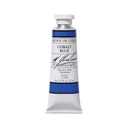 ARTISTS' OIL COLOR, COBALT BLUE, 1.25 OZ.