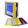 C-Line Binder Pockets, 5-Tab