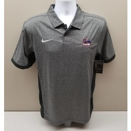 Nike Victory Block Polo, Anthracite Heather