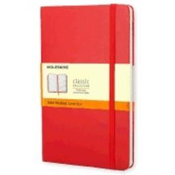 Orange-Yellow Classic Moleskine Journal