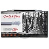Conté Crayons, Set of 12 Sketching Colors
