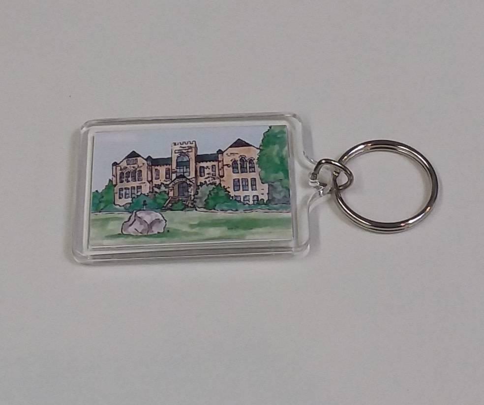 Hestia Cooper Hall Key Ring