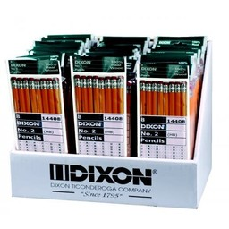 Dixon No. 2 (HB) Pencils, 8ct