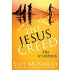 JESUS CREED FOR STUDENTS, USED