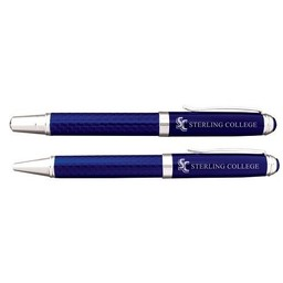 Pen Set, LXG, Rollerball & Ballpoint,  Blue