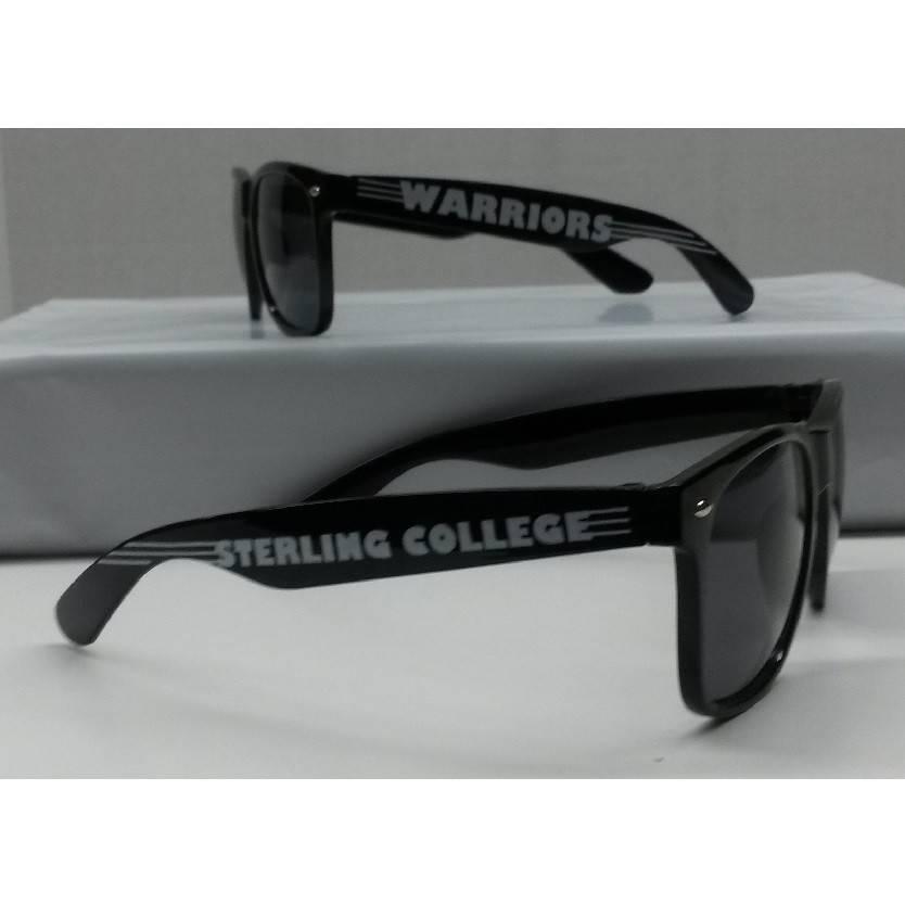 Campus Shades Sunglasses,  Black