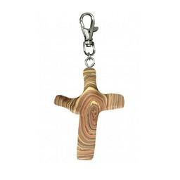 Cross Clip, Wood