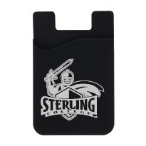 Cell Phone Card Holder, Black