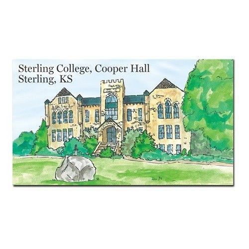 Hestia Cooper Hall Magnet