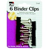 CLI Small Binder Clips, 6 ct