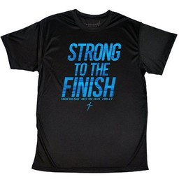 Strong to the Finish Active Adult T-Shirt