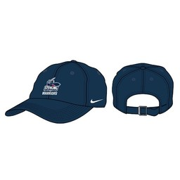 Nike Campus Cap, Warriors, Navy Blue