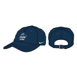Nike Campus Cap, Alumni, Navy Blue