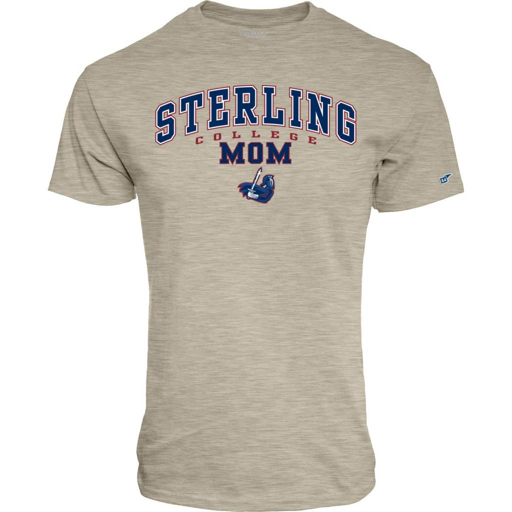 Blue 84 SC Mom T-Shirt - Oatmeal -