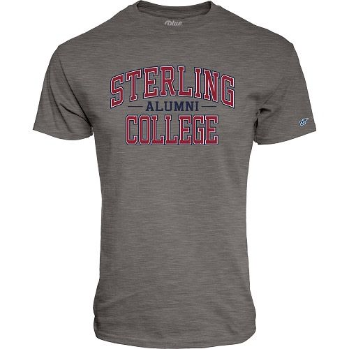 Blue 84 SC Alumni T-Shirt, Graphite Grey