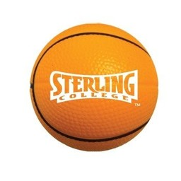 Foam Stress Reliever Basketball