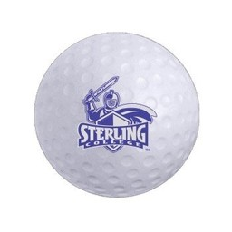 Foam Stress Reliever Golf Ball