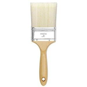 """Brush, Linzer Bristle/Polyester Gesso 3"""""""
