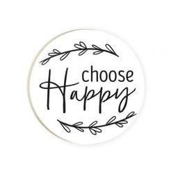 Car Coaster-Choose Happy