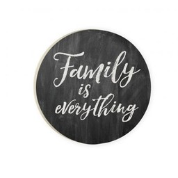 Car Coaster-Family Is Everything
