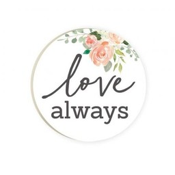 Car Coaster-Love Always