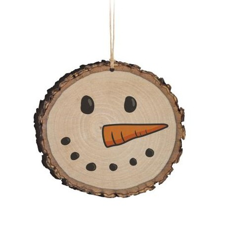 Barky Ornament-Snowman