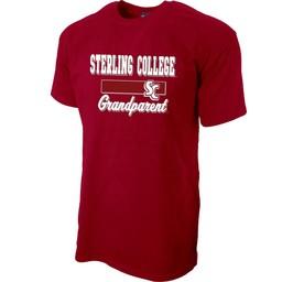 Blue 84 SC Grandparent T-Shirt, Cardinal Red