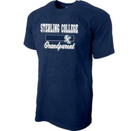 Blue 84 SC Grandparent T-Shirt, Navy Blue