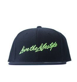 SNKR ROOM HATS SNKR ROOM - LIVE THE LIFESTYLE SNAPBACK